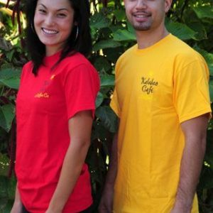 Kalaheo Cafe Logo T-Shirt