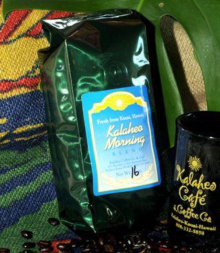 Kalaheo Morning Blend