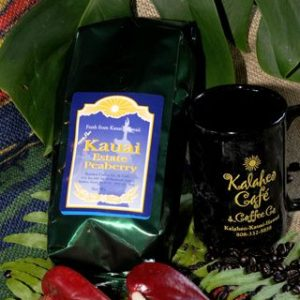Kauai Estate Peaberry, Dark Roast