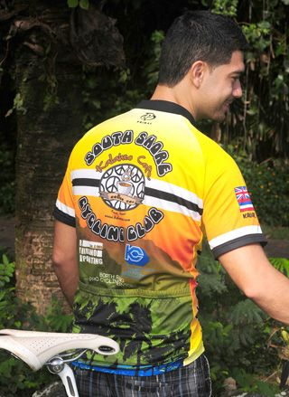 South Shore Cycling Club Jerseys